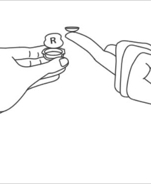 Comment enlever des lentilles de contact