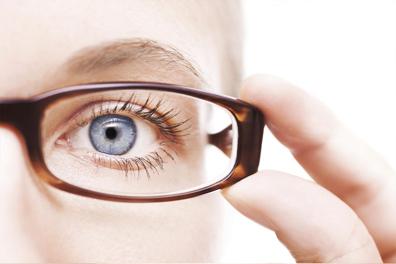 Convertisseur lunettes-lentilles