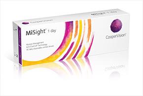 Nous vous présentons MiSight® 1 day