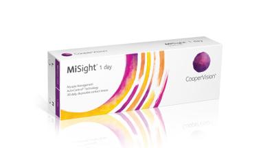 Présentation des lentilles de contact Misight(R) 1 Day dotées de la technologie ActivControl(R)