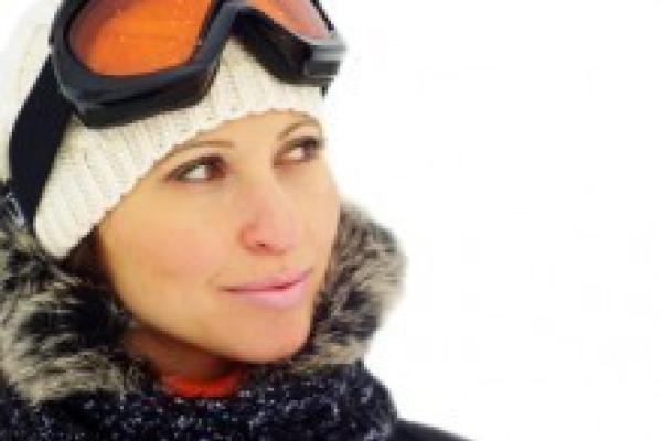 Protection des yeux en hiver
