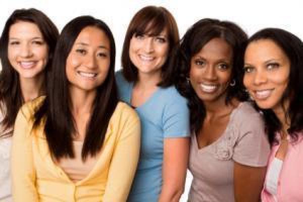 Santé et de la sécurité des yeux de la femme